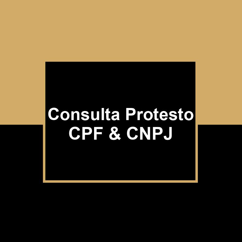 Consulta de Protesto